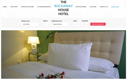 The Rockaway House Hotel